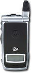 Motorola i830 Pay-As-You-Go Cell Phone w/Walkie-Talkie (Boost Mobile) (RARE)