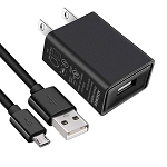 Micro USB charger for cellphones and hotspots (2 piece)